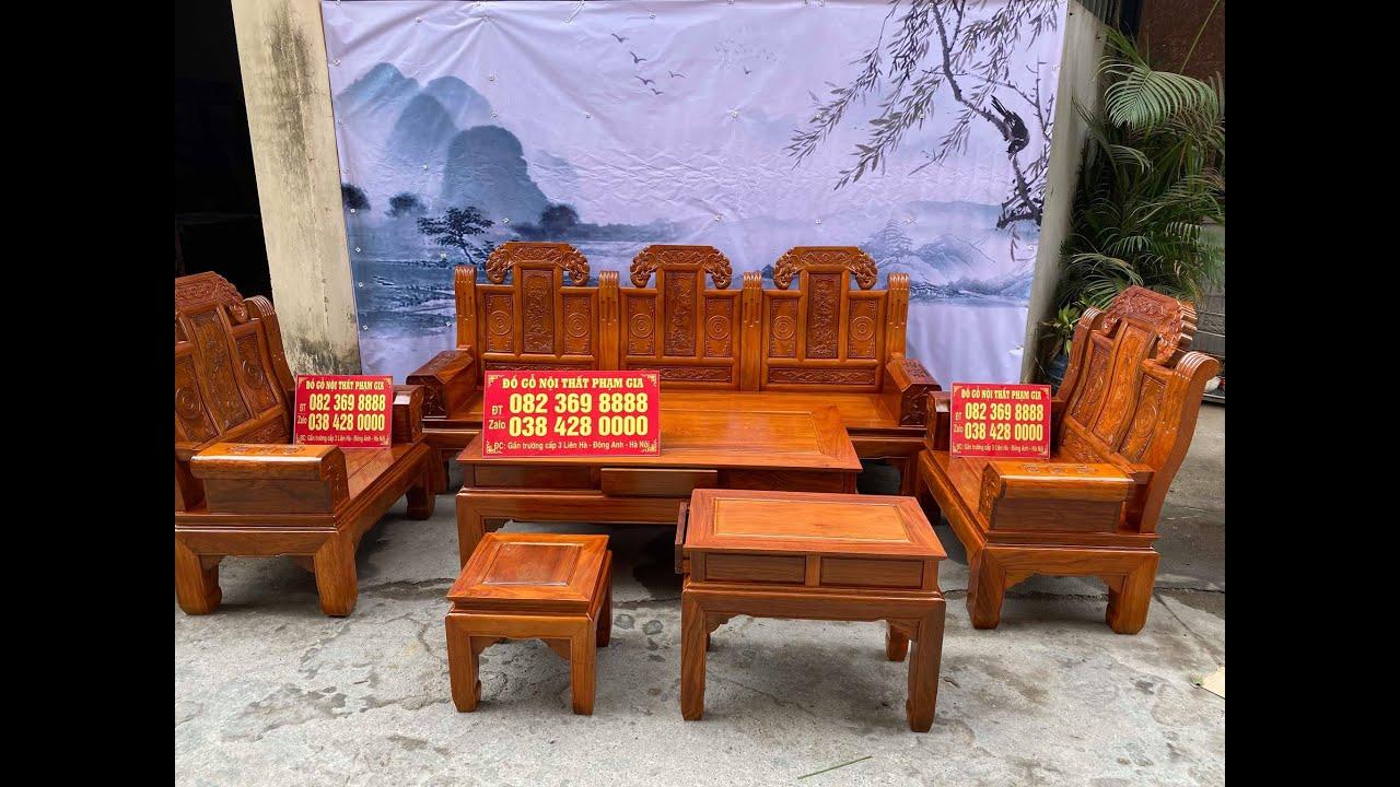 Bộ bàn ghế âu á tay hộp gỗ Lim nam phi chương voi giá chỉ 19trieu800k, liên hệ 082.369.8888
