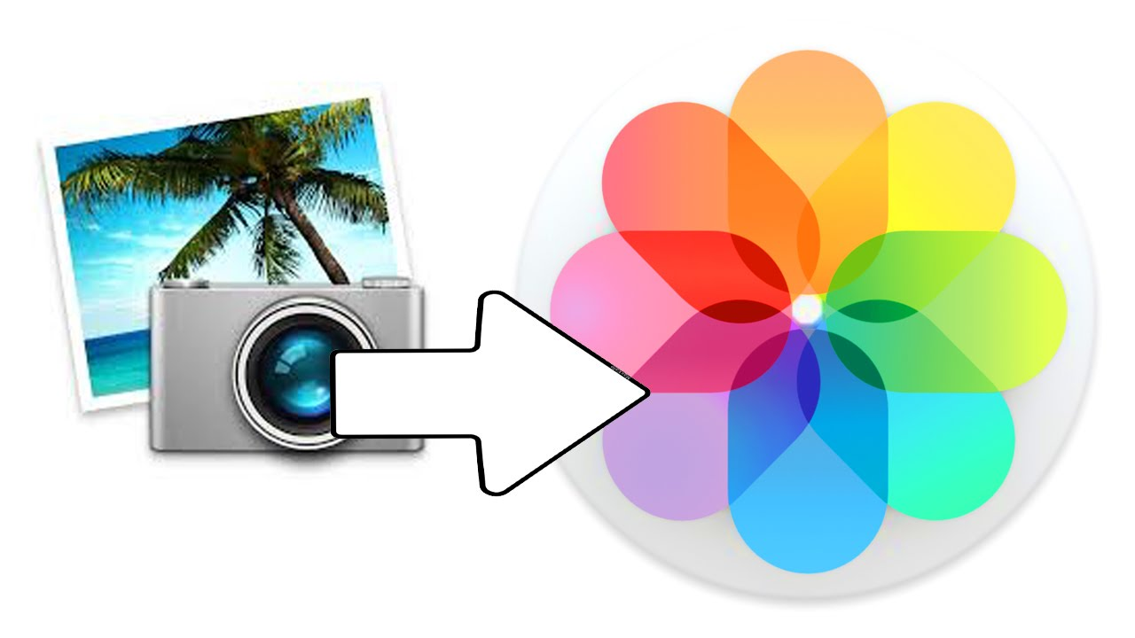 How to import your iPhoto Library into Photos app for OS X mac