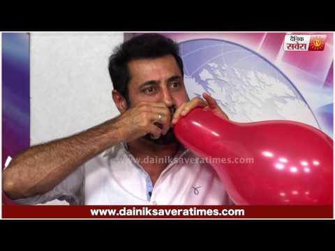 Vekh Baraatan Challiyan   Interview With Star Cast   Binnu Dhillon   Kavita Kaushik   Dainik Savera