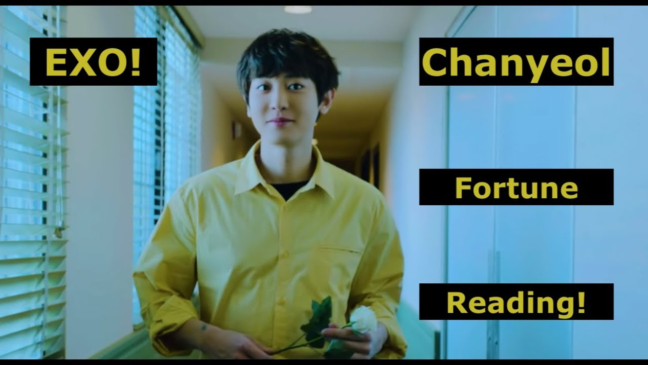 Chanyeol of EXO! Fortune Reading! Kpop Predictions 2019!