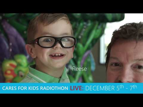 WBBQ's Cares for Kids Radiothon - See the 2019 Radiothon Promo!