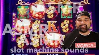 [ASMR] DANCING DRUMS BONUS WINS 👀 SIGHTS 👂 SOUNDS @ The Cosmopolitan | NorCal Slot Guy