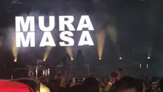 Mura Masa - Nuggets @ Coachella 2017 (Day 2, Weekend 1)