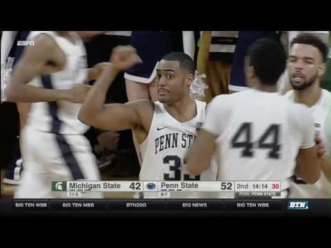 Michigan State at Penn State - Men