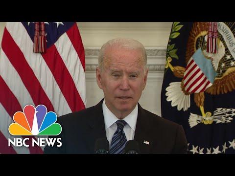 President Biden Reveals Crime Prevention Plan