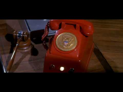 Flint presidential telephone ringtone SFX (clean)