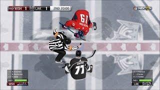 NHL 18 - Gameplay (XboxONE HD) [1080p60FPS]