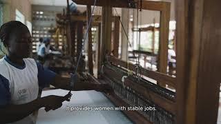 Meet the Makers - Cotton Weaving in Burkina Faso