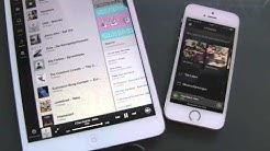 Spotify Warteschlange bearbeiten - iPhone App Update