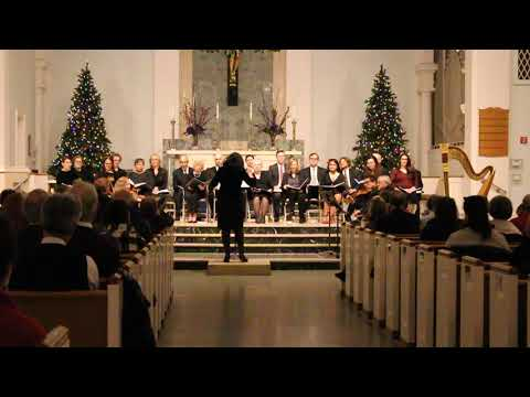 Christmas Concert 2019, St Catherine of Siena Church, Riverside, CT [5]