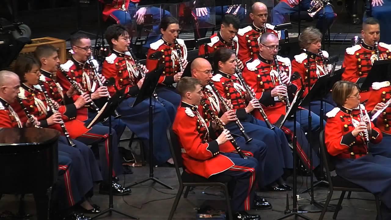 U.S. Marine Band* United States Marine Band - The 74th Regiment Band March