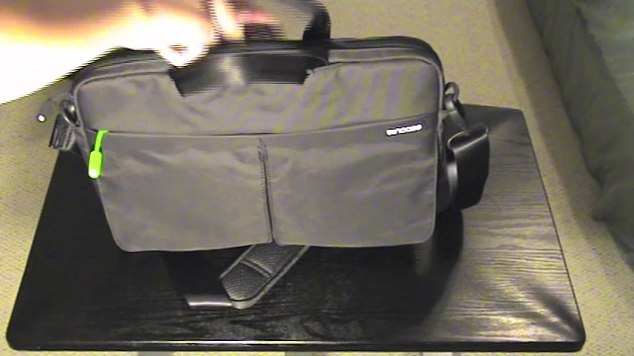 Incase Nylon Sling Sleeve Macbook Pro 13 Inch Case Overview Review