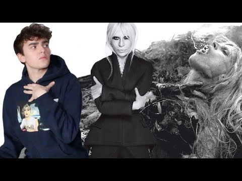 DONATELLA VERSACE DID WHAT?!?!? (Iconic Fashion Images You Should Know)