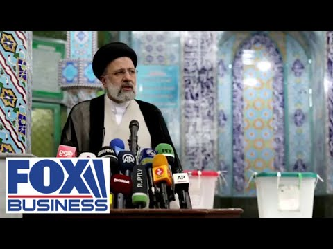 Iran holds rigged election making the 'Butcher of Tehran' leader