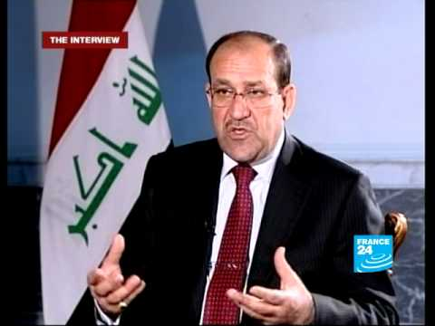 Iraqi PM Nuri al-Maliki