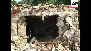 EXCLUSIVE AP report from scene of fighting in Buner
