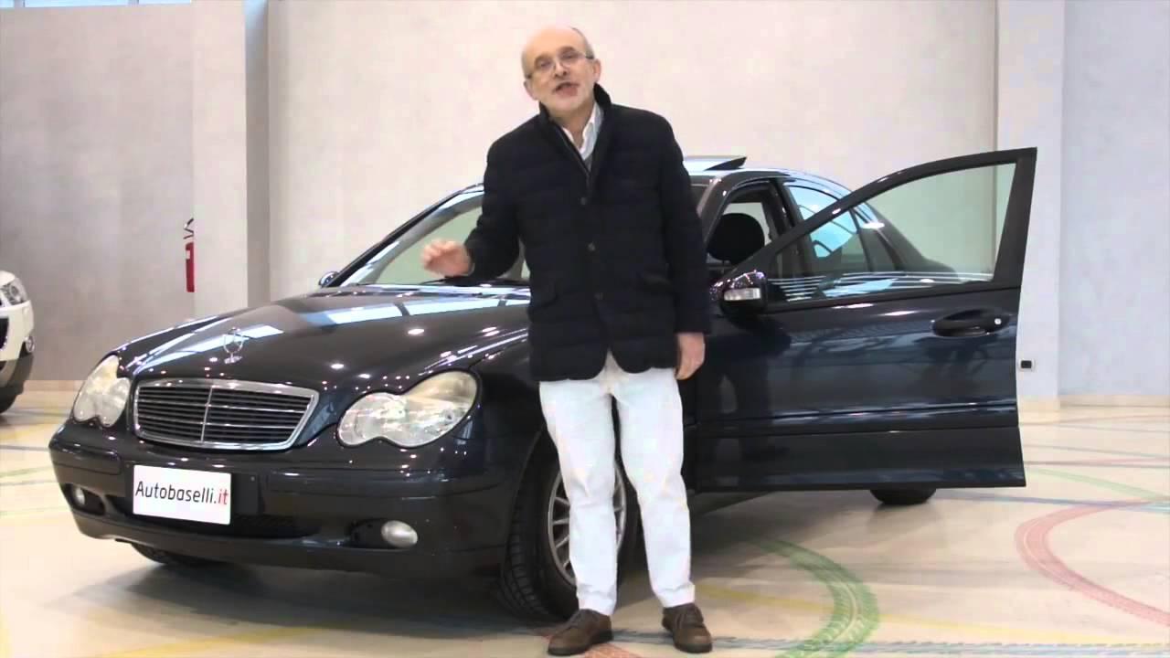 Mercedes C 220 CDI - Autobaselli.it auto usate brescia ...