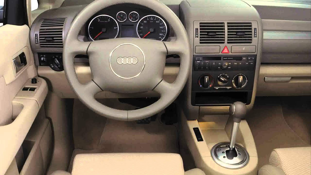 audi a2 1 6 fsi tuning youtube. Black Bedroom Furniture Sets. Home Design Ideas