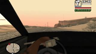 GTA San Andreas Volkswagen TDI Straight Pipe Sound Mod