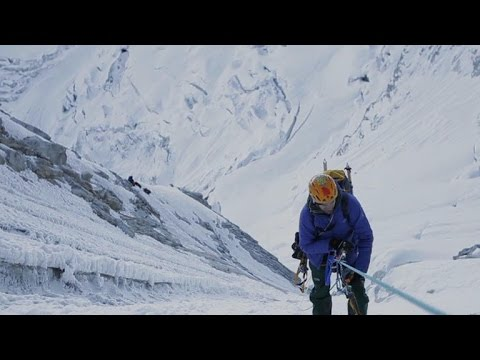 New documentary looks at Mount Meru from the eyes of a climber