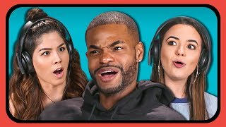 connectYoutube - YOUTUBERS REACT TO WALMART YODEL BOY