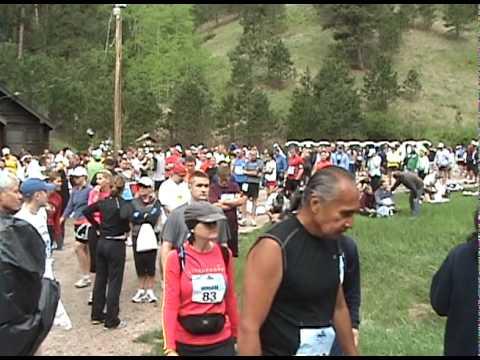 2010 Deadwood Mickelson Trail Marathon