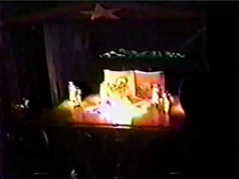 Capeman musical 1998, full show part 1 (Paul Simon)