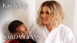 """Video """"Keeping Up With the Kardashians"""" Katch-Up S14, EP.1 