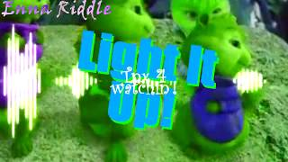 The Chipettes - Light It Up [4]