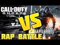 COD: Ghosts VS Battlefield 4 (RAP Battle) FEAT. BrySi & Meze Da Gamer