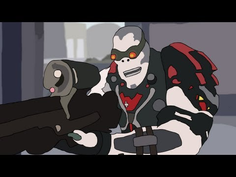 Gears of War Multiplayer in a Nutshell