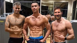 Ronaldo, Messi, Neymar Training/Workout 2020 / Best Soccer Drills HD