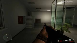 Armed Forces Corp Walkthrough HD - 05 - Knife in the Back