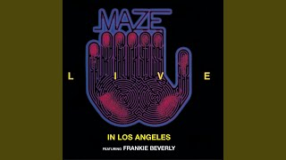 I Wanna Thank You (Live) (2003 Digital Remaster) (Feat. Frankie Beverly)