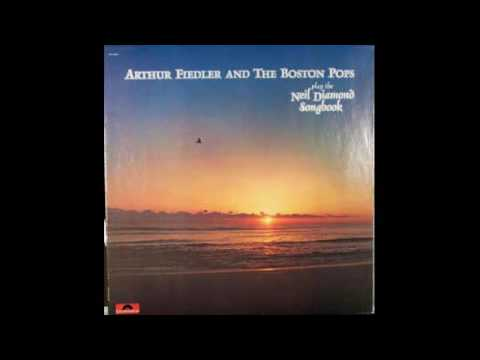 Arthur Fiedler – Play The Music Of Paul Simon - 1972 - full vinyl album