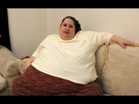 I Want To Be The Fattest Woman In The World
