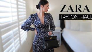 ZARA Sale Try-On Haul 2021