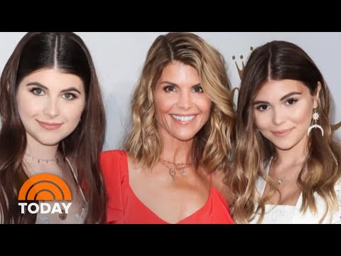 Lori Loughlin Fired From Hallmark Channel After College Cheating Scandal   TODAY thumbnail
