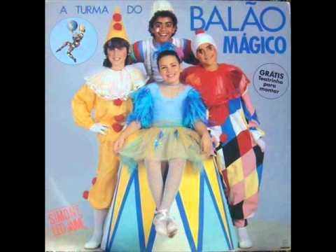A TURMA DO BALÃO MÁGICO - flechas do amor