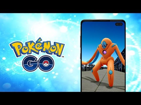 DEOXYS FORMA DEFENSA LLEGA A POKÉMON GO! ¿VALDRÁ LA PENA? [Pokémon GO-davidpetit] thumbnail