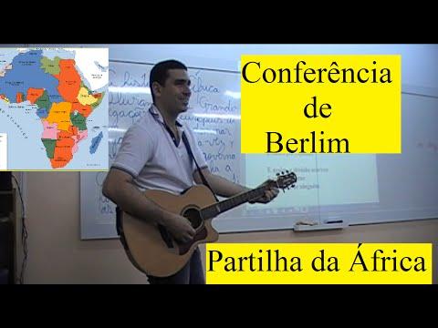 Conferência de Berlim - Partilha da África - Um anjo do céu - Maskavo