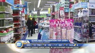 Starlight Foundation Toy Dash
