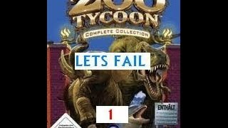 Lets Fail Zoo Tycoon  1Der Anfang Complete Collection [german]