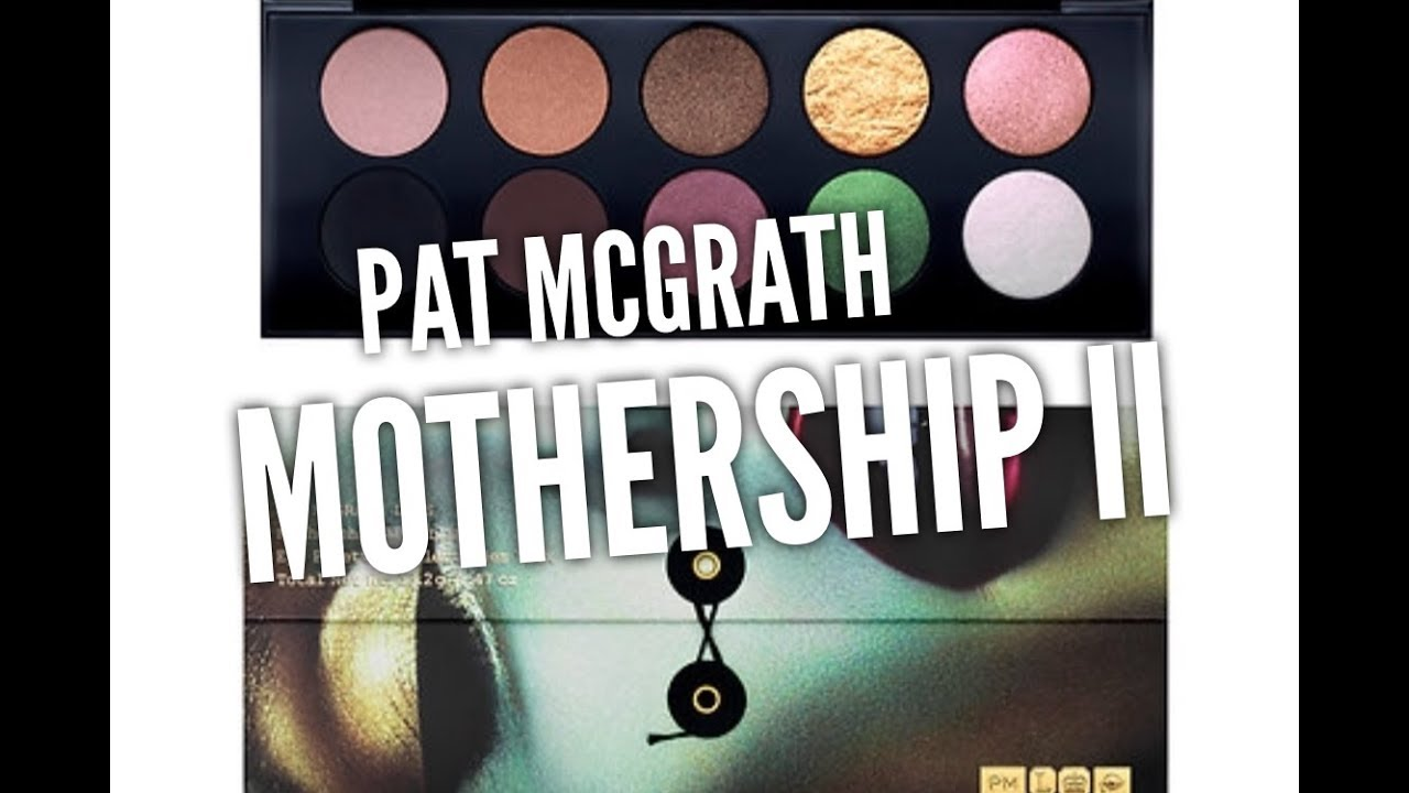 Pat McGrath Mothership II Sublime Review & Tutorial - YouTube