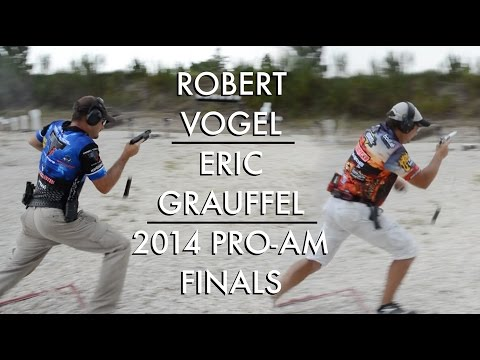 Robert Vogel & Eric Grauffel - 2014 Pro-Am Finals