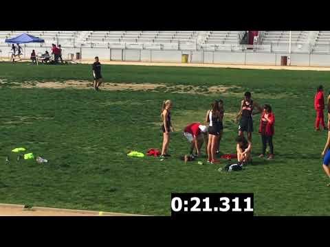 Boys F/S 400m-Cleveland vs. El Camino Real Dual Meet 4/5/18