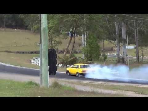 Drift Fest Zero 1 - SR Powered Ke70 Drifting @ Raleigh with Ae86 Driving Club