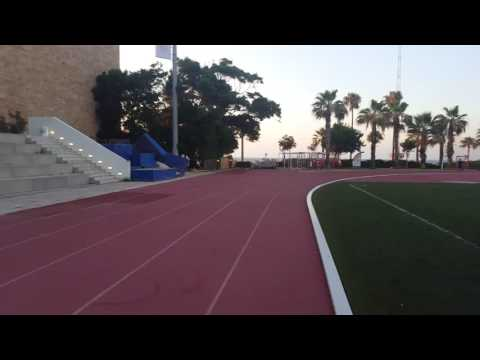 American University of Beirut field 4K