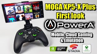 MOGA XP5-X Plus First Look- The Ultimate Android Controller?