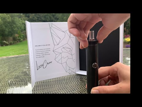 The Linx Eden Might Be The Future Of Weed Smoking! - Linx Eden Vaporizer Review With Jimmy Nevski